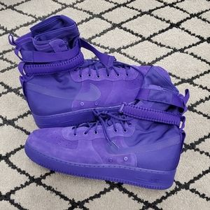 Nike SF AF1 Special Field Air Force 1 Court Purple